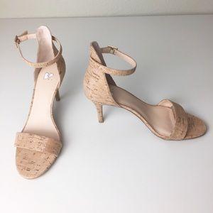 Nordstrom BP Cork Pump Heel Shoes